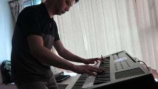 ZARD / WANDS - Brand New Love (Roland BK-3 cover) Enjoy all ZARD & ...