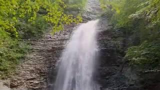 Нихалойские водопады