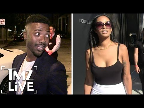 Ray J & Princess Love: Gettin' Hitched (TMZ Live)
