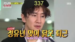 lee hwang soo và hình phạt đón năm mới