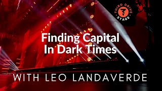 Finding Capital in Dark Times - Leo Landaverde CEO of Greenland