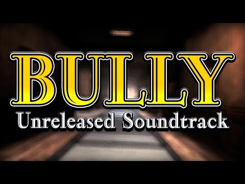 Someone's been pulling a bunch of unused stuff out of Bully