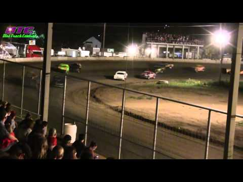 IMCA Stock Car A Feature Thomas County Speedway 8 18 13