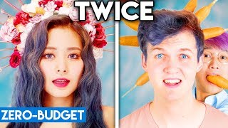 Gambar cover K-POP WITH ZERO BUDGET! (TWICE - Feel Special)