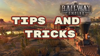 Railway Empire - Tips and Tricks - How to Guide General Tips and Tricks for playing