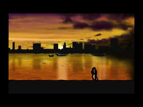 Photoshop【Speed Drawing】Digital Art #15 Sunset