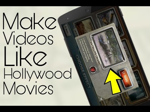 How to edit make videos like hollywood movies in your android how to edit make videos like hollywood movies in your android device ccuart Choice Image