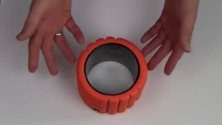 TRIGGERPOINT Mini GRID Foam Roller review