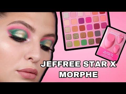 WORTH THE HYPE ? Jeffree Star x Morphe Produkte im LIVE TEST | Fata Hasanovic thumbnail