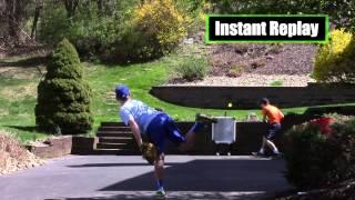 Blitzball Game 2 2015 NO-HITTER