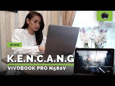 REVIEW ASUS VIVOBOOK PRO | Berasa Laptop Gaming