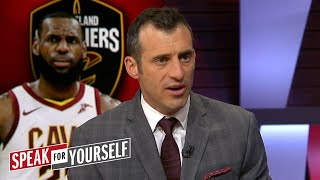 Doug Gottlieb on reports LeBron won't waive his no-trade clause in Cleveland | SPEAK FOR YOURSELF