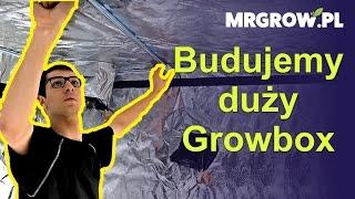 Jak szybko złożyć duży zestaw growbox?