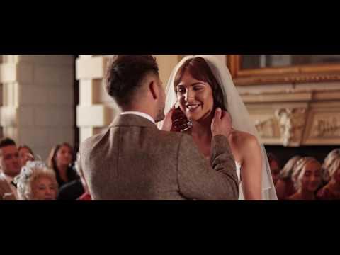"""Stand by me"" - Rebecca & Michael | Davenport House, Bridgnorth | 12.10.19 | Wedding film"