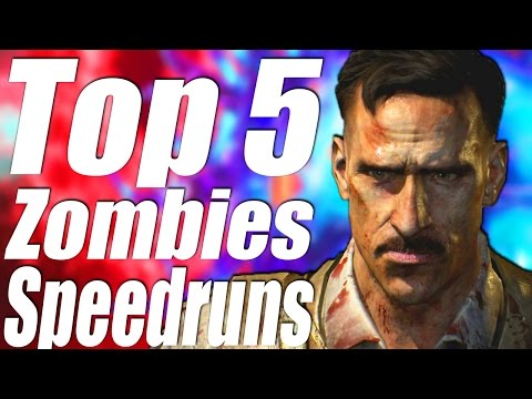 Top 5 Zombies Speedruns That Will Blow Your Mind!