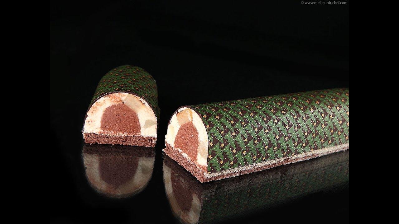 Recette buche de noel mousse poire chocolat