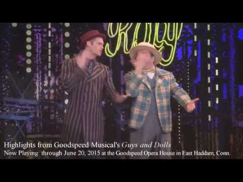 Highlights From Goodspeeds Guys And Dolls