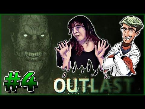 Friday The 13th Horror Stream ~ Outlast #4