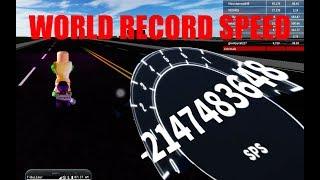 FOLLE GLITCH-2,000,000,000 SPS | Roblox Vehicle Simulator