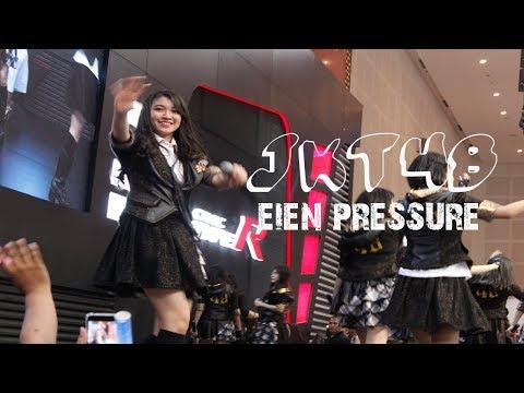 JKT48 - Eien Pressure @GIIAS Surabaya 2017 (Tim K)