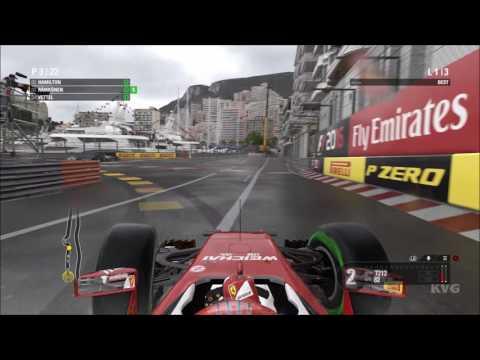 F1 2016 - Circuit de Monaco | Monaco Grand Prix Gameplay (PC HD) [1080p60FPS]
