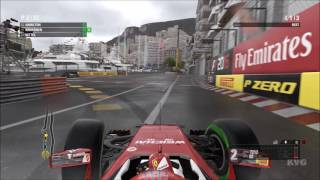 F1 2016 - Circuit de Monaco | Monaco Grand Prix Gameplay (PC HD) [1080p60FPS]
