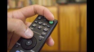 Reset tv Sony