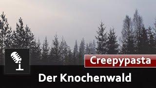 Cover images 🎧 Seltsame Wesen - Der Knochenwald - #Creepypasta Deutsch/German