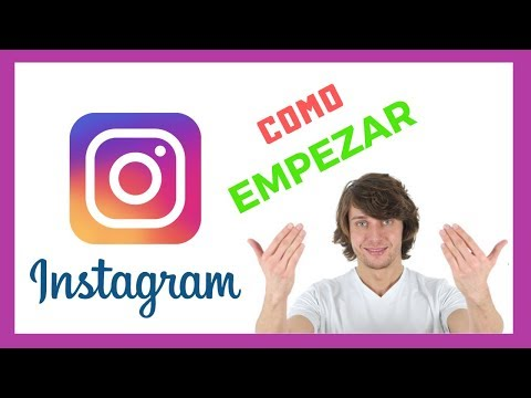 Como Empezar En Instagram 📸  (GANAR A LOS SEGUIDORES RÁPIDOS) Curso INSTAGRAM