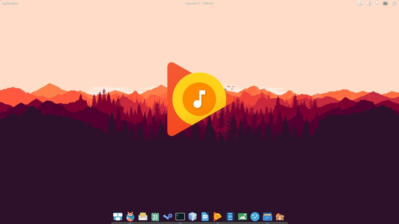 Open Source Alternative| Google Play Music Desktop Player for Linux  (Windows and Mac too)