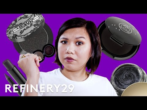 Black Highlighter & Black Blush Makeup TESTED | Beauty With Mi | Refinery29