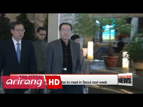 S. Korea, China six-party talks envoys to meet in Beijing
