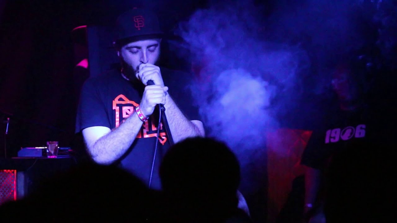 Richie Cunning Last Stop Live at the Elbo Room SF 9