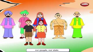 Celebration Songs For Kids HD | Prayer Song | India Rhyme | Most Popular Celebration Rhymes HD