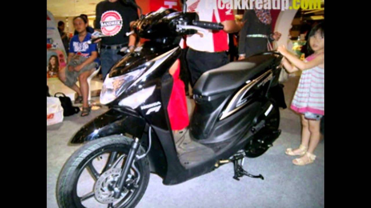 Koleksi 50 Modifikasi Motor Honda Beat Pop Terunik Janggel Motor