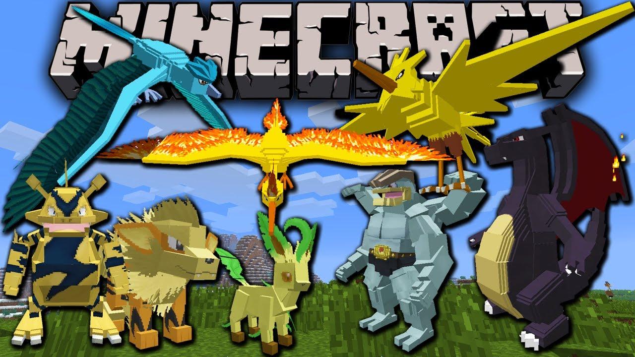 Pixelmon HUGE Update! Minecraft Pokemon Mod Spotlight 2.2 for 1.5.2 - YouTube