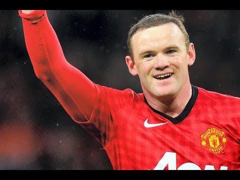 Wayne Rooney Halfway Line goal HD 2014/ 2015