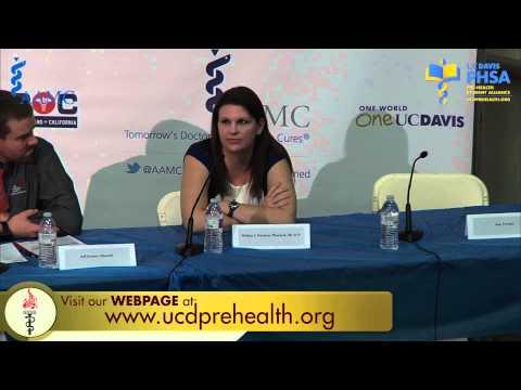 Pharmacy Admissions Panel #5 (2014)