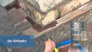 Čištění a impregnace dlažby a venkovních povrchů
