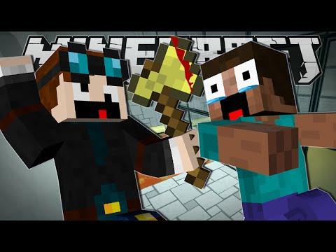 Minecraft | KILL ALL THE PEOPLE!! | Death Run Minigame