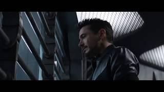 Тони Старк прибывает в океанскую тюрьму Рафт  (Первый Мститель Противостояние 2016)