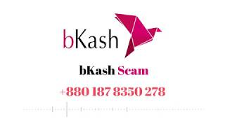 bKash scammer call From +8801878350278