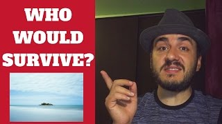 WHICH GENERATION WOULD SURVIVE? | HARUT VLOG