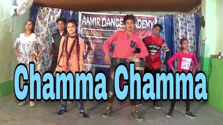 Chamma Chamma Dance Video / Choreography by Aamir Shaikh / Aamir Dance Academy