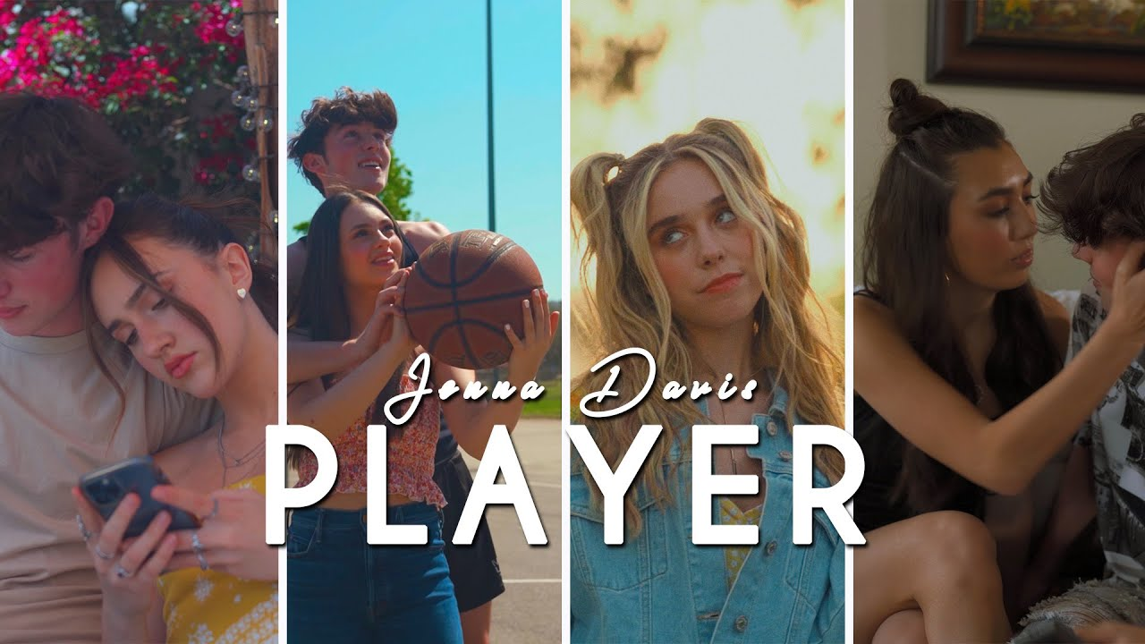 Download Jenna Davis - Player (Official Music Video) **BOY BYE👋**