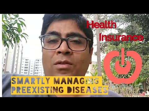 Live|How to claim for Health Insurance|Pre-existing Diseases
