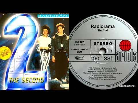 Radiorama – The Second (Vinyl, LP, Album) 1987.
