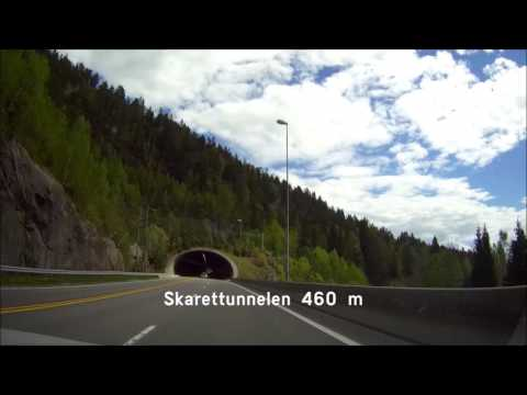E16 Norderhov - Sandvika