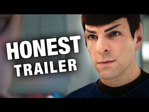Thumbnail: Honest Trailers - Star Trek (2009)