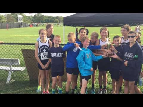 2016 Royalmont Academy Cross Country Hype Video